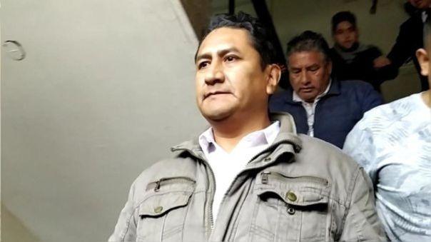Vladimir Cerrón, exgobernador regional Junín