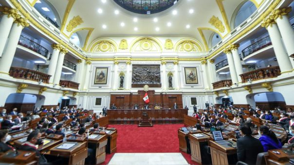 Congreso puso a consideración la exclusión de la lista 3 oficialista.