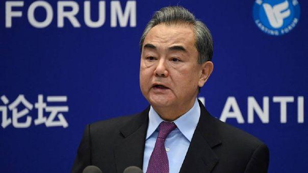 China solicita a Estados Unidos que retire todas las sanciones y altos aranceles