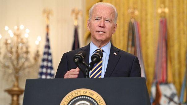 Presidente de Estados Unidos, Joe Biden.