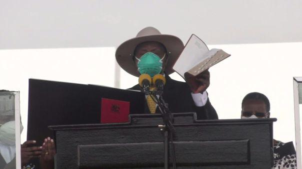 Presidente de Uganda aprueba la pena de muerte