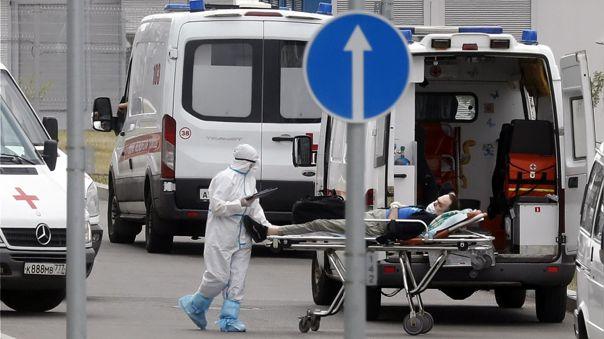 Rusia acumula ya más de 155.000 fallecidos por COVID-19
