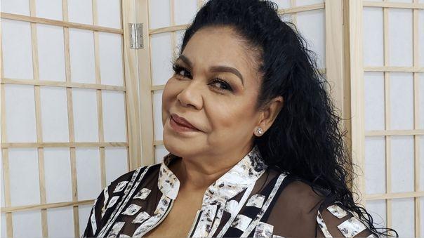 """Eva Ayllón: """"Nuestra música criolla jamás se va a dejar de escuchar"""""""