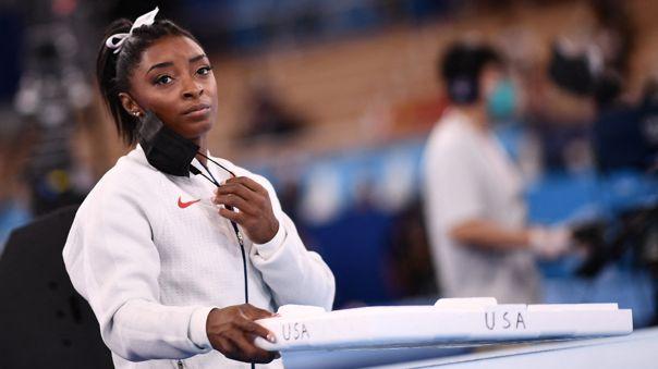 Simone Biles es una de las protagonistas de los Juegos Olímpicos Tokio 2020.
