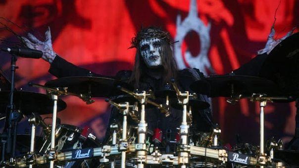 Falleció Joey Jordison, ex baterista y cofundador de Slipknot, a los 46 años