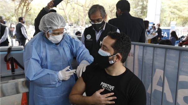 Vacunación en Lima y Callao.