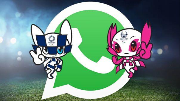 WhatsApp presenta chatbot oficial de los Juegos Olímpicos de Tokio