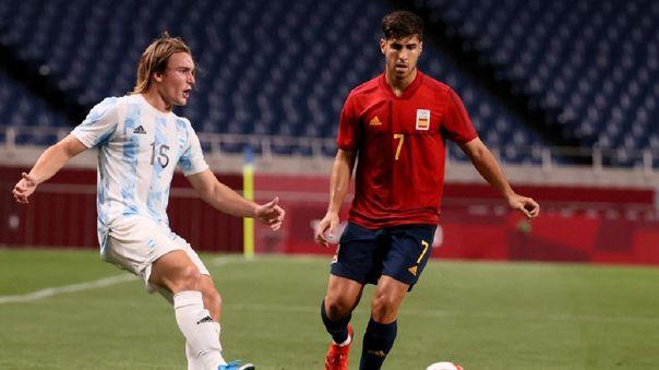 Argentina vs. España EN VIVO: juegan por el grupo C de Tokio 2020