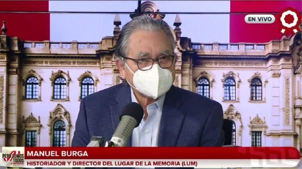 Manuel Burga Díaz