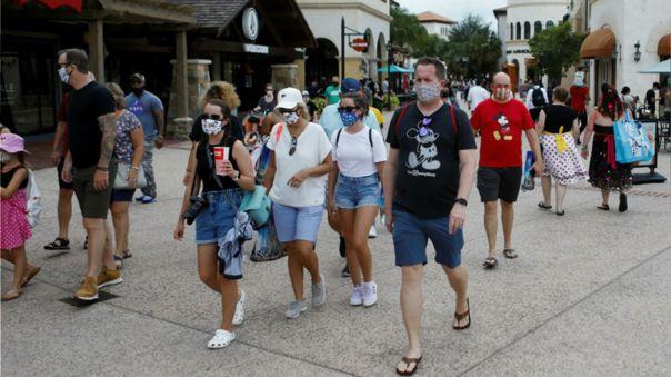 Miami vuelve a imponer el uso de mascarillas.