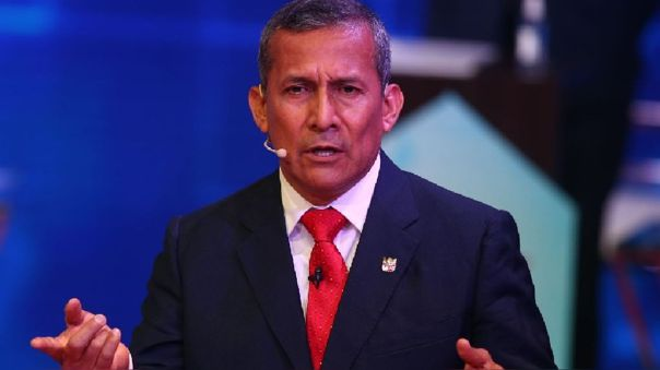 Ollanta Humala. Francisco Sagasti. Congreso.