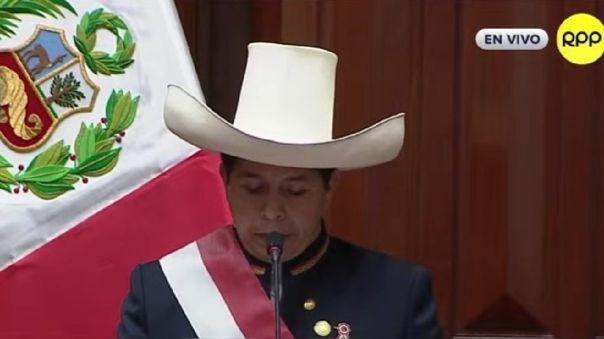 Pedro Castillo, presidente electo