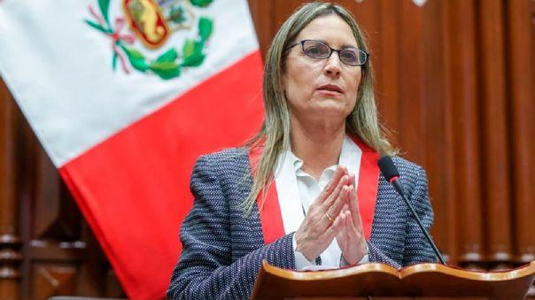 María del Carmen Alva, presidenta del Congreso