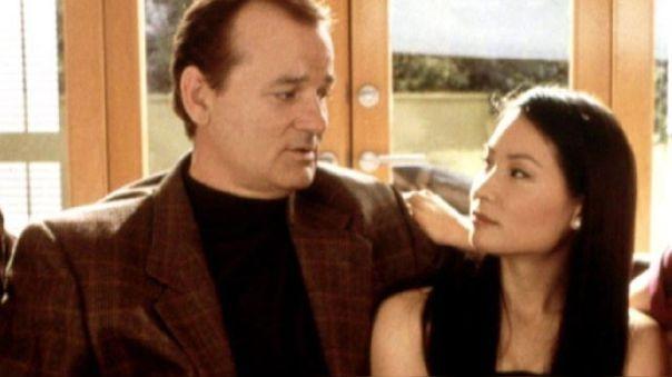 Bill Murray y Lucy Liu protagonizaron una discusión durante el rodaje de