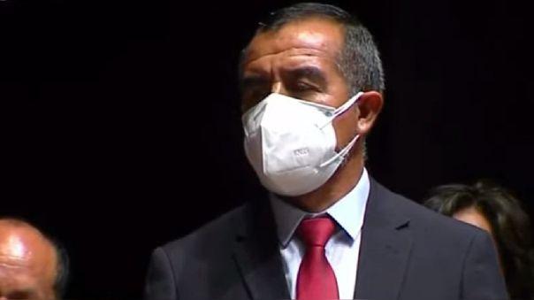 Iber Maraví juró como nuevo titular del Ministerio de Trabajo y Promoción  del Empleo - Pedro Castillo   RPP Noticias