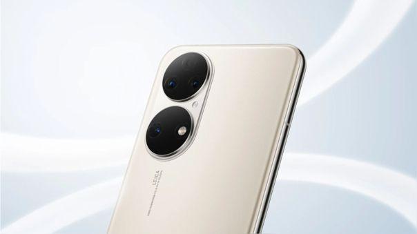 Este es el P50 de Huawei.
