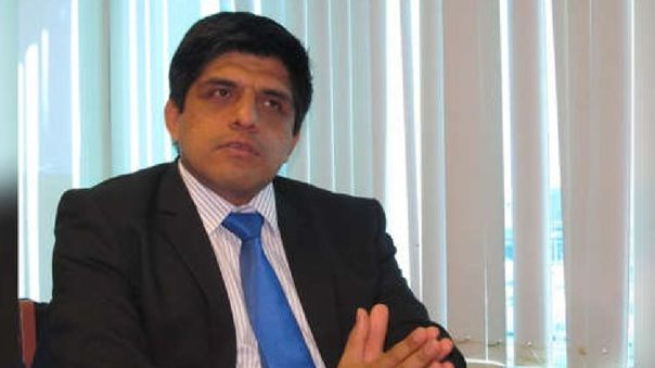 Juan Carrasco asume el Ministerio del Interior