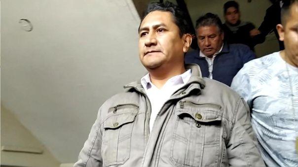 La fiscal del caso 'Los dinámicos del centro' busca incluir a Vladimir Cerrón en la investigación.
