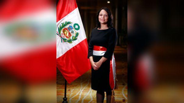 Anahi Durand, ministra de la Mujer