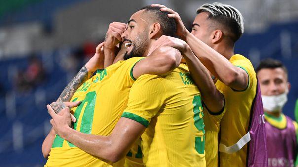 Brasil mantiene el favoritismo para llevarse el oro en Tokio 2020.