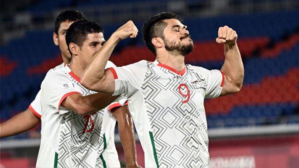 México peleará por una medalla en el fútbol de los Juegos Olímpicos.