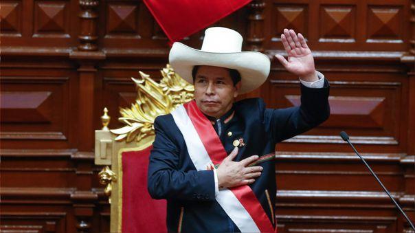 Pedro Castillo anunció, durante su primer mensaje a la Nación, que no utilizará Palacio de Gobierno.