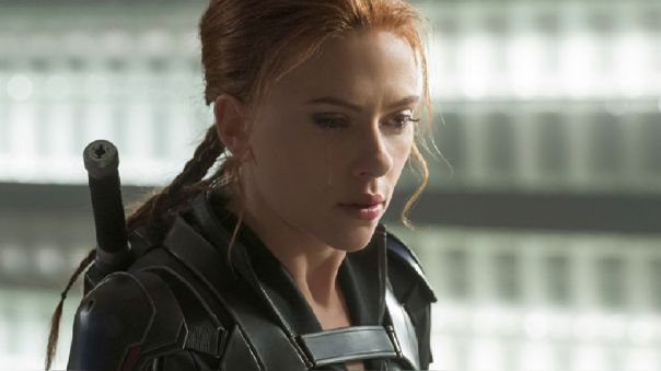 Black Widow. Scarlett Johansson. Disney. Marvel