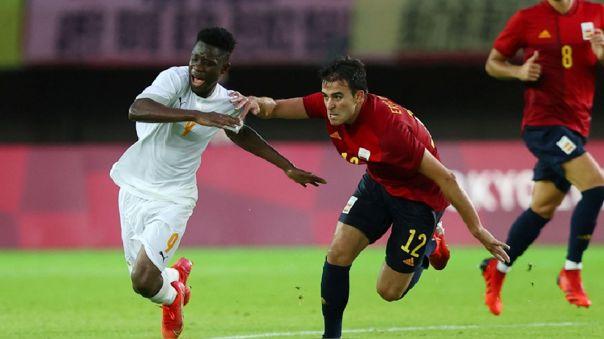 España ya está en semifinales del Fútbol Masculino de los Juegos Olímpicos.