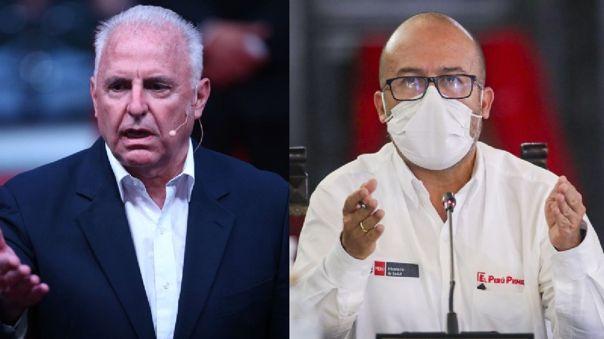 Hernando Cevallos. Ministerio de Salud. Pandemia. COVID-19.