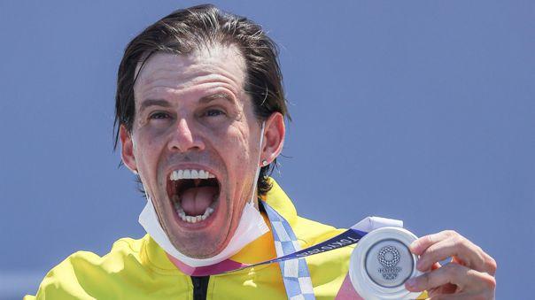 Daniel Dhers dejó en alto el nombre de Venezuela en los Juegos Olímpicos.