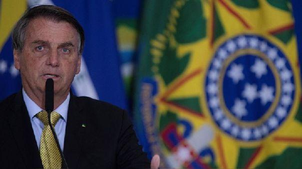 Brasil. Jair Bolsonaro. Voto impreso
