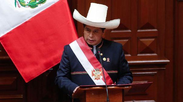Pedro Castillo. Vladimir Cerrón. Perú Libre.