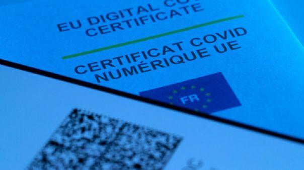 Certificado de vacunación en Europa