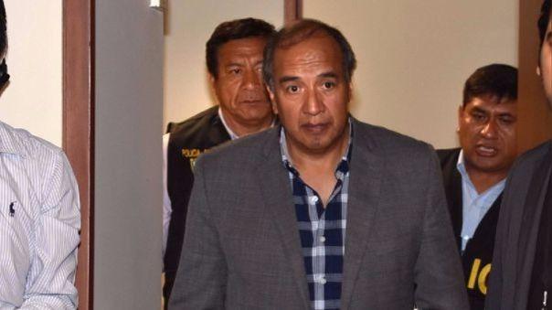Jorge Acurio Tito también es investigado por el caso Odebrecht.