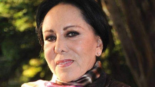 La veterana actriz mexicana de Televisa falleció Lilia Aragón a los 82 años
