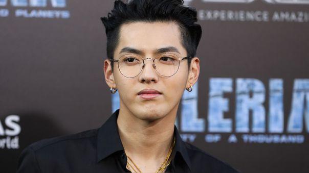 Kris Wu, exintegrante de EXO, es detenido por presuntamente haber abusado de varias mujeres