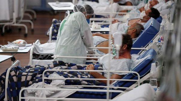 Brasil. COVID-19. Coronavirus