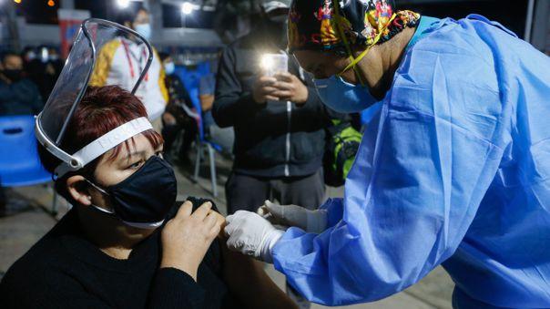 Minsa anuncia vacunatones en cuatro regiones.