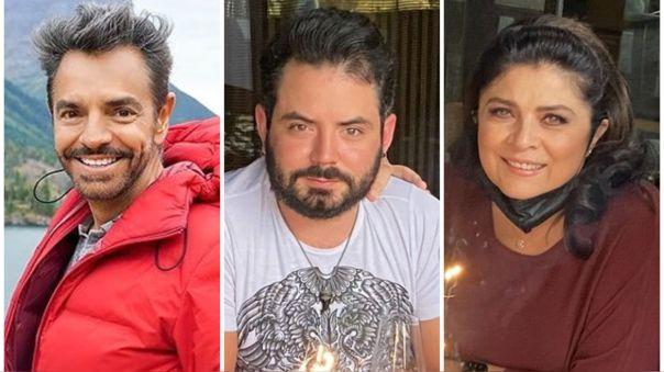 """Eugenio Derbez recordó cuando Victoria Ruffo no lo dejaba ver a su hijo: """"Es un dolor terrible"""""""