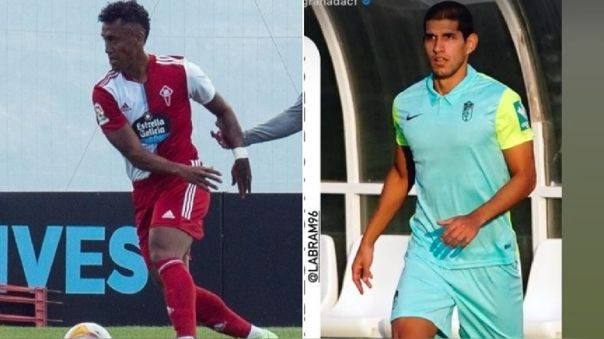 Renato Tapia y Luis Abram