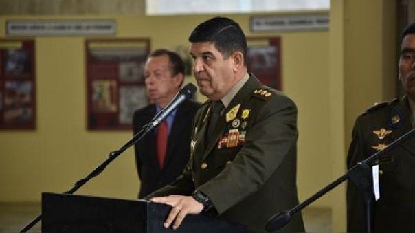 Manuel Gómez de la Torre Araníbar es el nuevo jefe del Comando Conjunto de las FF. AA.
