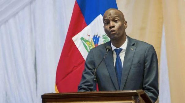 El presidente haitiano Jovenel Moise fue asesinado el 7 de julio pasado.