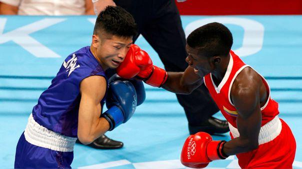 Tokio 2020: Yuberjen Martinez perdió en polémica pelea ante el japonés Ryomei Tanaka