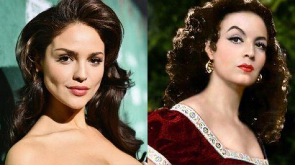 Eiza González será María Félix en una película biográfica: