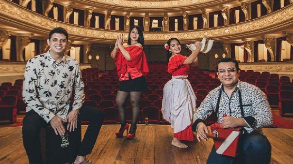 Afrocandela presentará concierto virtual desde el Teatro Municipal de Lima