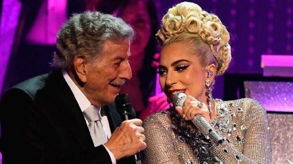 Lady Gaga y Tony Bennet publicarán un nuevo disco de jazz el 1 de octubre