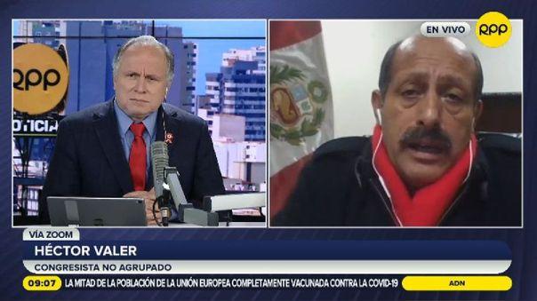 Héctor Valer