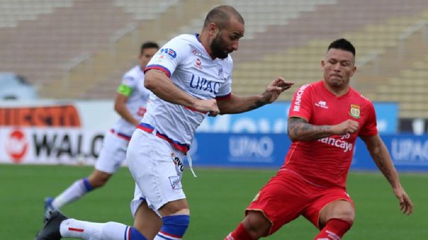 Mannucci ante Sport Huancayo
