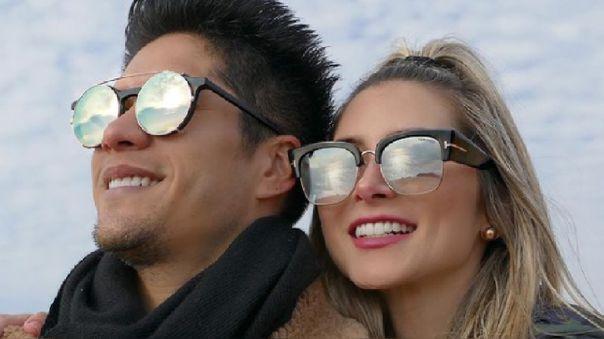Chyno Miranda y su esposa desmienten rumores de separación: