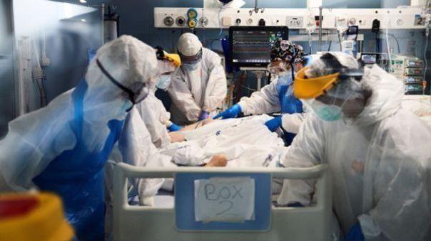 Minsa reporta las muertes y casos por la COVID-19.